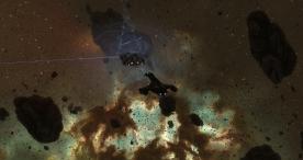 Asteroid Belt Hijinks